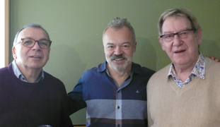 Marks and Gran with Graham Norton
