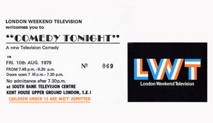 Comedy Tonight LWT - Marks & Gran